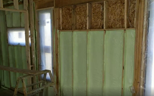 Genyk Spray Foam Insulation