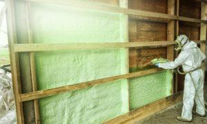 Genyk Spray Foam Insulation